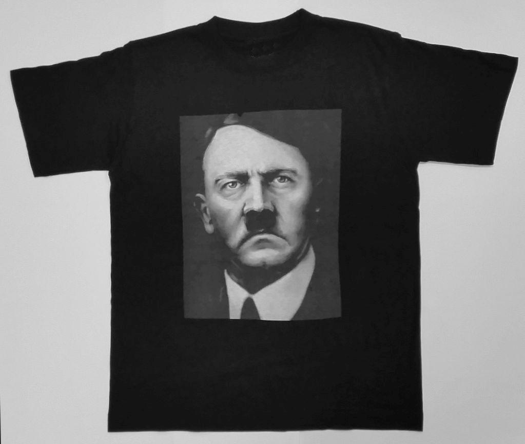 Tričko s potiskem Adolf Hitler c1a0692c09