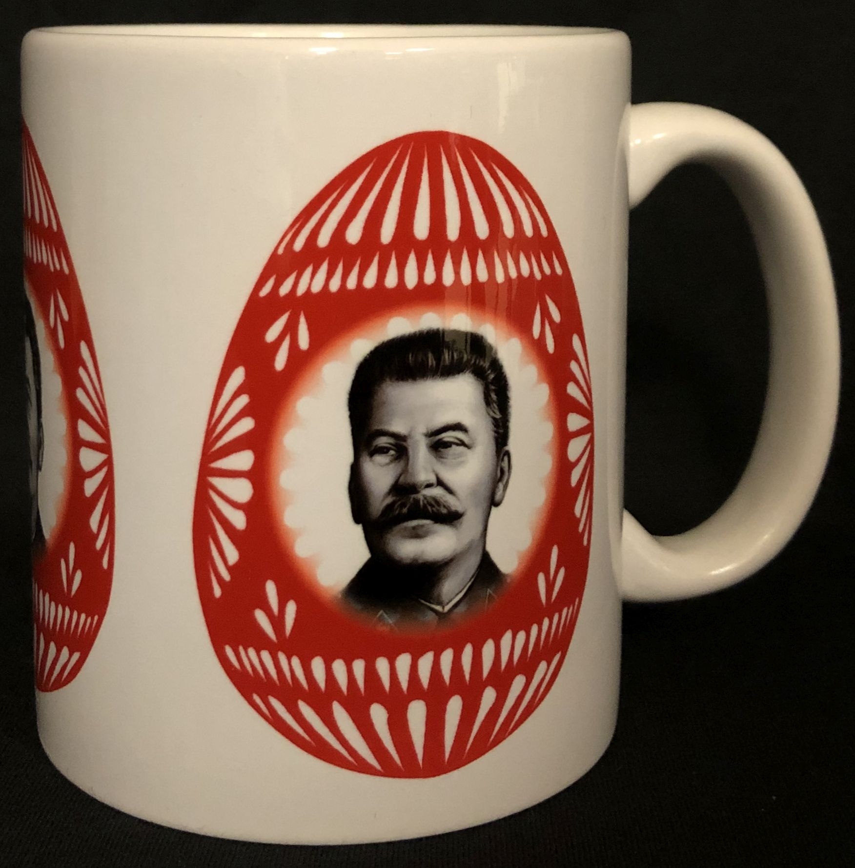 Avatar 2 J Stalin: Hrnek J. V. Stalin Kraslice